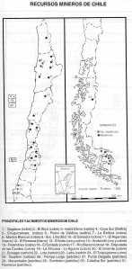 Recursos Mineros de Chile